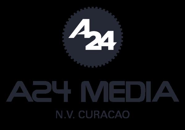 A24 Media NV Logo