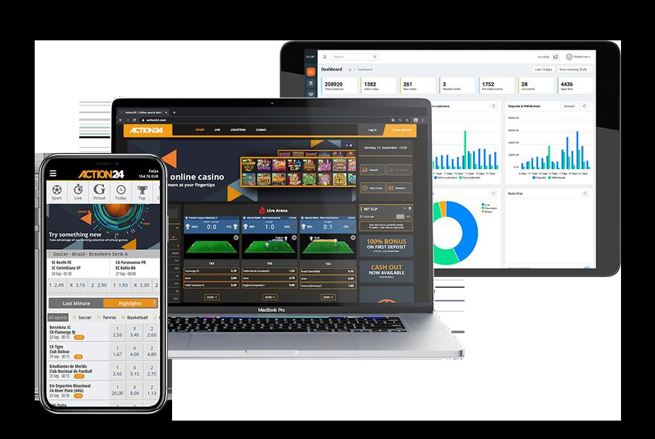 Bookmaker Next Sports betting platform